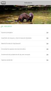Perfil Ambiental de España- screenshot thumbnail