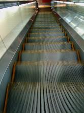 Photo: Escalator