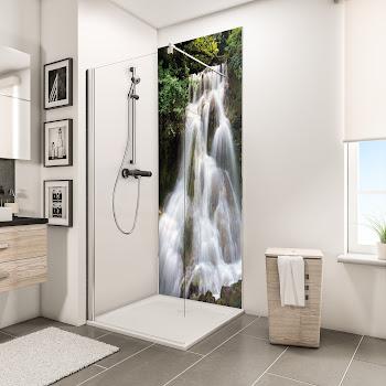 Panneaux muraux DecoDesign PHOTO, cascade