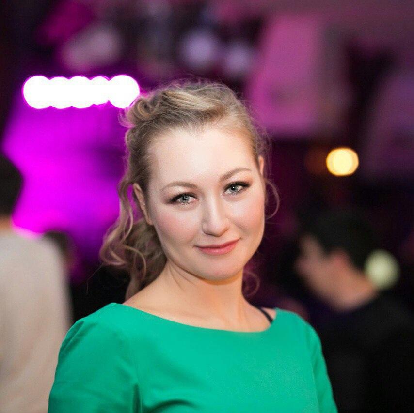 Катя Баранова в Уфе