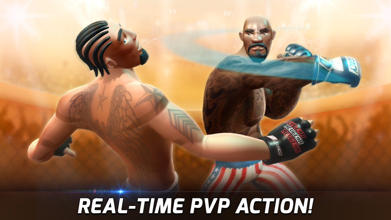 MMA Federation-Fighting Game- screenshot