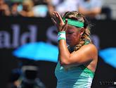 Azarenka haalt de volgende ronde van het WTA-tornooi in Toronto niet