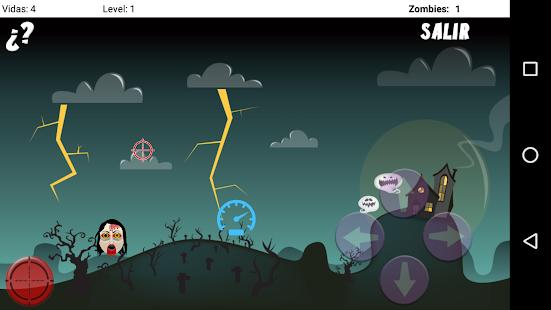 Caza al zombie - náhled