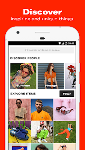App Depop - Buy, Sell, Discover and Share APK for Windows Phone