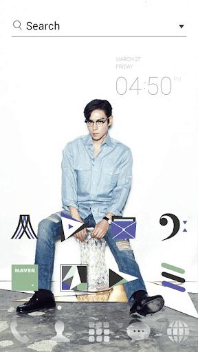 Bigbang2015 TOPドドルランチャーテーマ