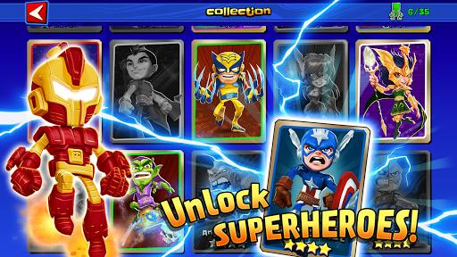 Justice Legends - Heroes War: Superhero Games  gameplay   by HackJr.Pw 2