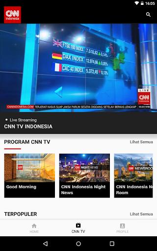 CNN Indonesia - Latest News  screenshots 8