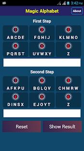 Magic Alphabet - náhled