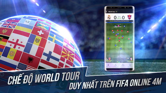 FIFA Online 4 M by EA SPORTS™ App Download For Android 4