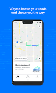 Waymo Screenshot