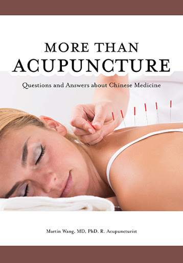 More Than Acupuncture cover