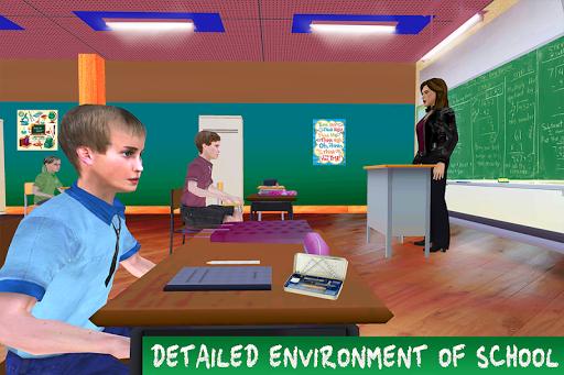 High School Education Adventure  screenshots 11