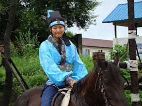 Photo: unsere Übersetzerin Ji-Min Kim