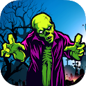 Zombie Frenzy - Squash, Crush & Zap Zombies icon