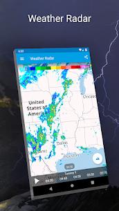 Descargar Weather Forecast 14 days – Live Radar by Meteored para PC ✔️ (Windows 10/8/7 o Mac) 6