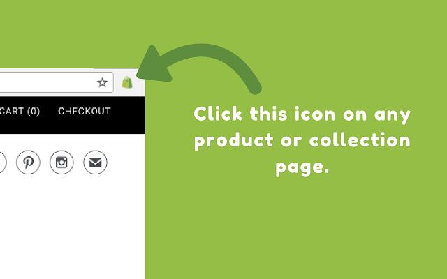 Shopify Quick Edit