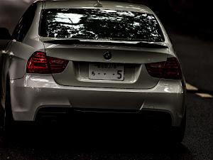 3シリーズ セダン  E90 325i Mスポーツのカスタム事例画像 BMWヒロD28さんの2021年01月24日21:31の投稿