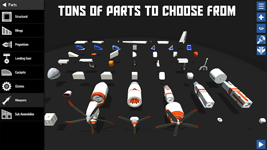 SimplePlanes MOD APK v1.9.205 Download latest Version For Android – Updated 2020 4