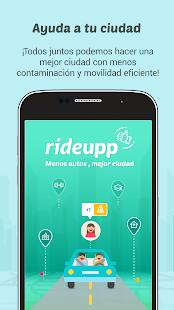 rideUpp - náhled