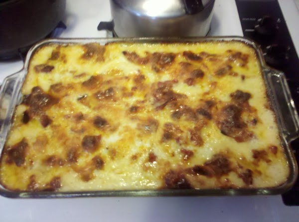Linda's Baked Spaghetti Recipe