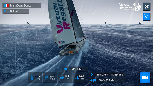 Virtual Regatta Offshore apkpoly screenshots 6