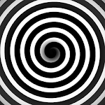 Optical Illusions - Spiral Dizzy Moving Effect Icon