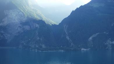 Photo: Szemközt Neidwalden sziklái