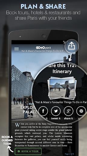 Go To Paris City Travel Guide, Things To Do & Maps screenshot 3