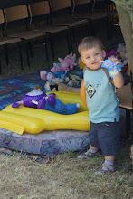Photo: 11 VI 2011 roku - obok było królestwo dzieci