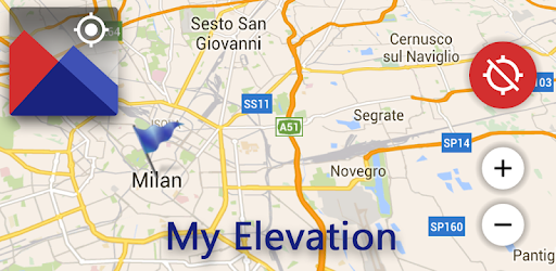 Gps Elevation Map.My Elevation Apps On Google Play