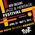 New Orleans Jazz Festival icon