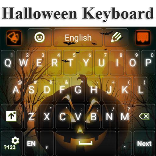 Halloween Keyboard 個人化 App LOGO-APP試玩