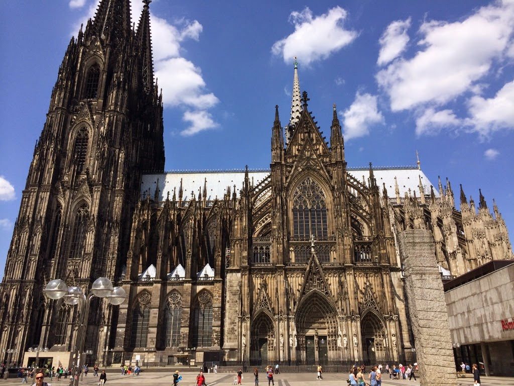 Cologne Cathedral, By Rosie | Rosie And The Operator