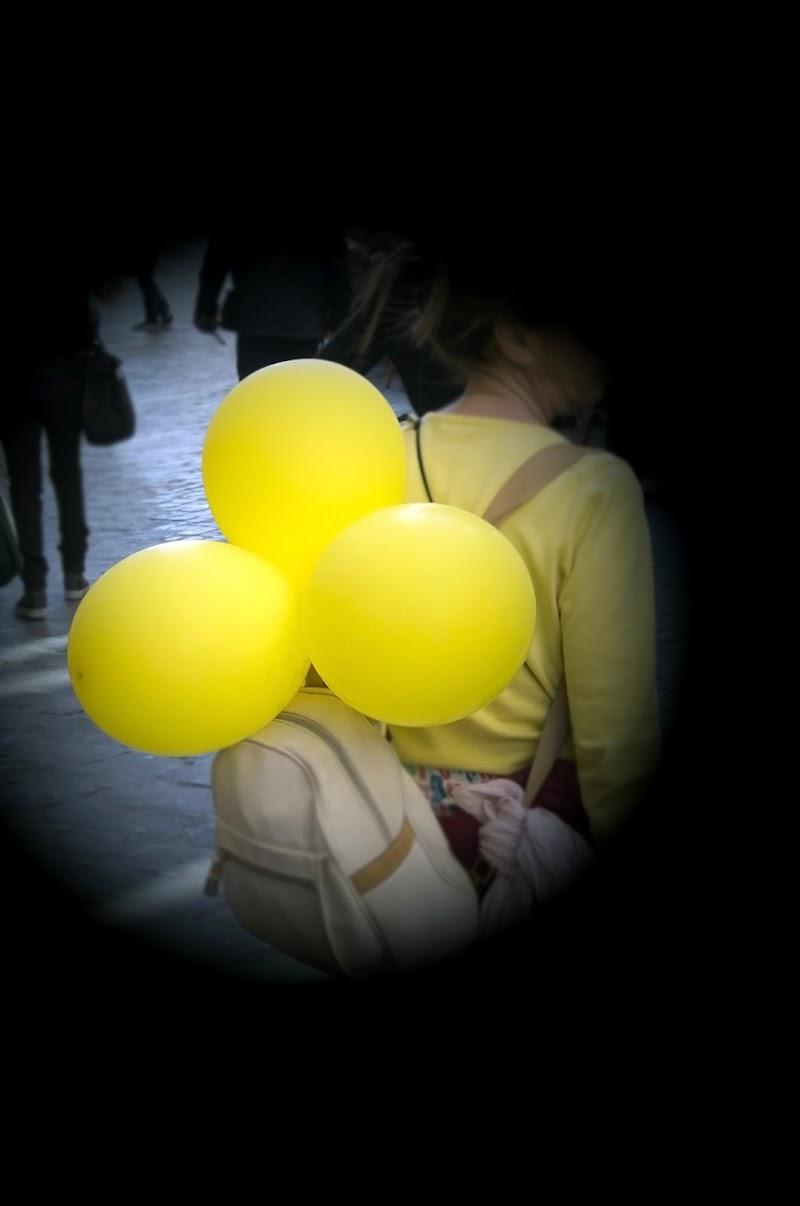 Tre palloncini di silvergdb