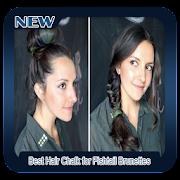 Best Hair Chalk for Fishtail Brunettes icon