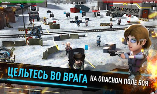 WarFriends: PVP-шутер Screenshot