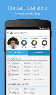 Unlimited Call Log- screenshot thumbnail
