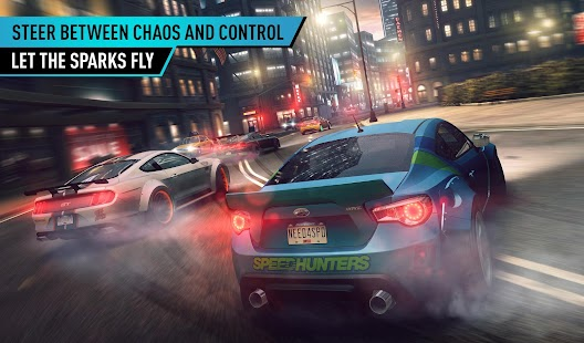 Need for Speed: No Limits 2.3.6 (Mod) Apk + Data