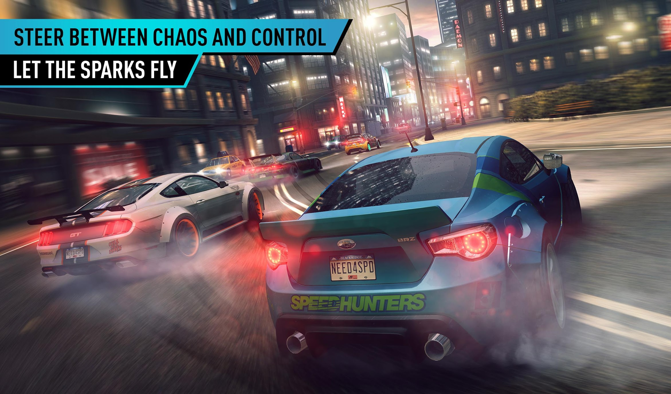 Need for Speed No Limits Mod apk (Unlimited Money/Unlocked All) GPU 3
