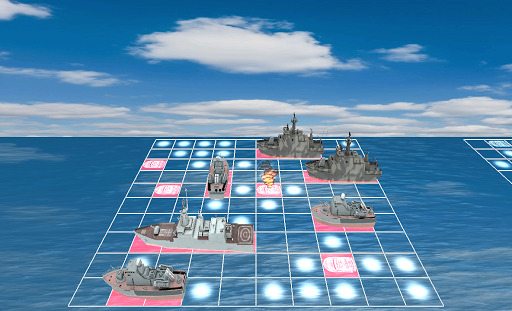 Sea Battle 3D PRO: Warships  captures d'écran 5