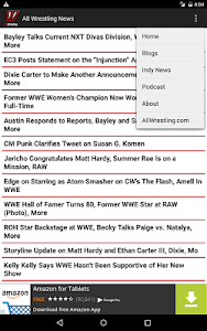 All Wrestling - News screenshot 8