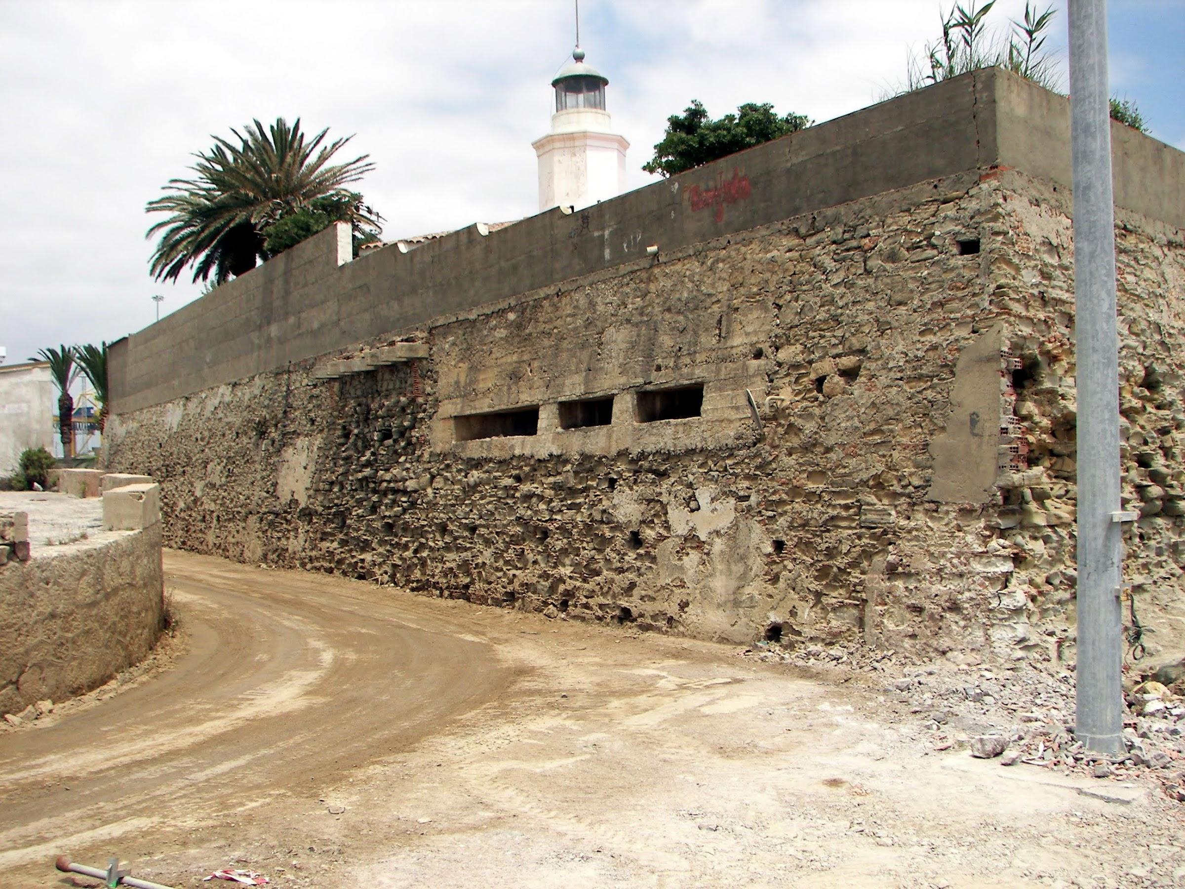 El programa '1'5% Cultural' de Fomento financiará la 2ª fase de recuperación del Fuerte de Isla Verde