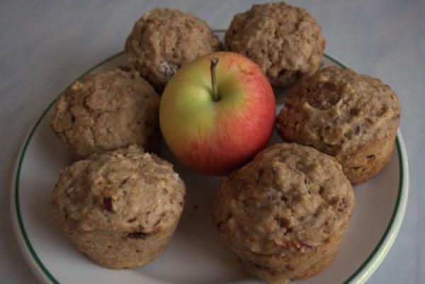 Apple Bran Muffins Recipe