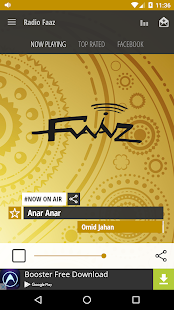 Radio Faaz- screenshot thumbnail