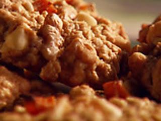 Peaches & Cream Oatmeal Cookies Recipe