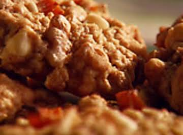 Peaches & Cream Oatmeal Cookies