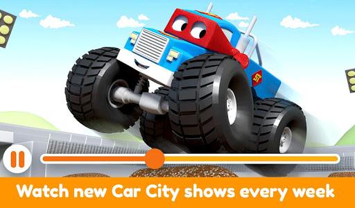 Car City World: Little Kids Play Watch TV & Learn 1.2.0 screenshots 7
