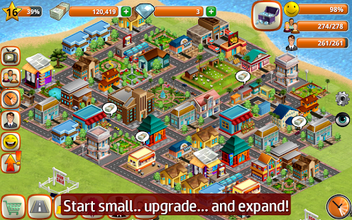 Village City - Island Sim: Build Virtual Town Game- screenshot thumbnail