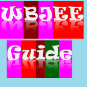 WBJEE Guide for Eng & Medical