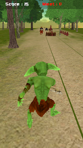 Goblin Jungle Run 3D screenshot 1